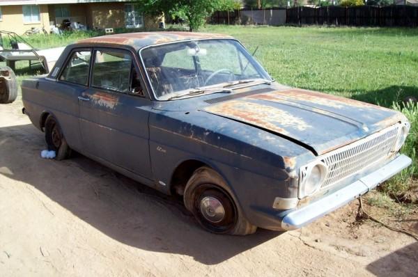 1967 Ford Taunus