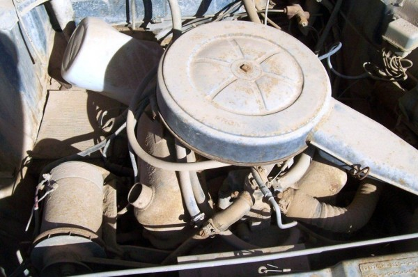 1967 Ford Taunus Engine