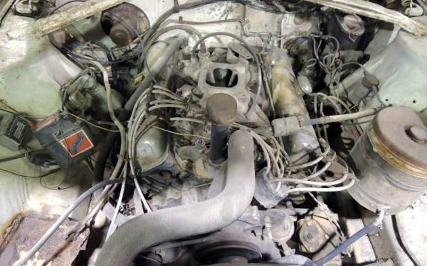 1969 AMC SC-Rambler Engine