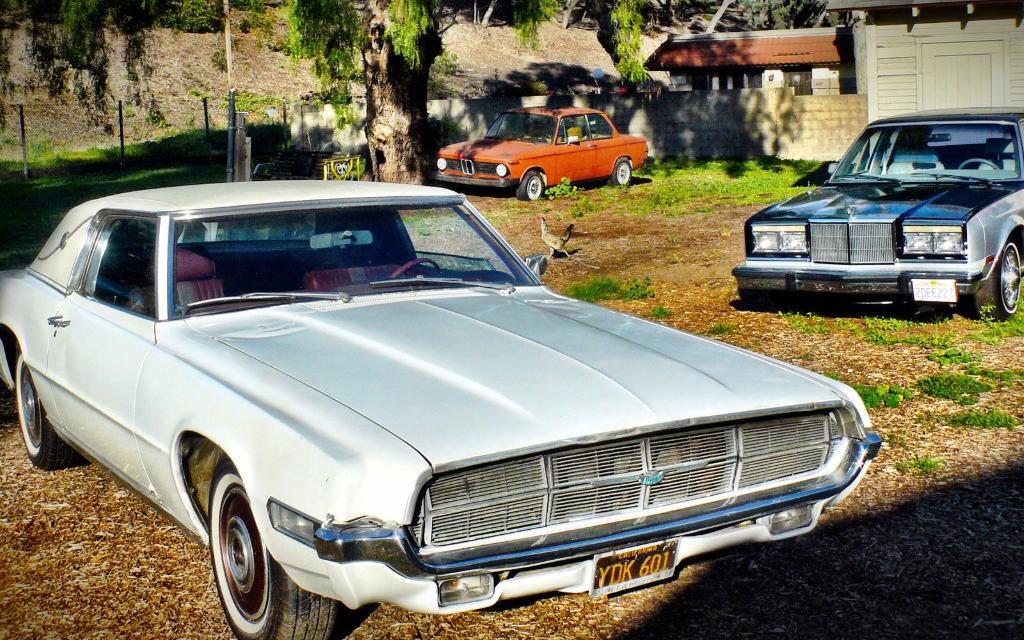 Personal Luxury 1969 Ford Thunderbird