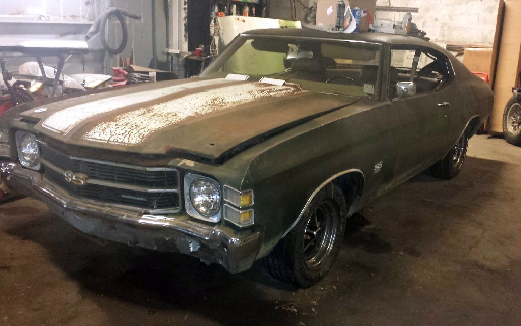 1971 Chevelle SS 454 Real Deal Or Clone