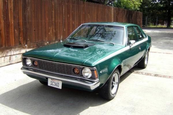 1971 Hornet SC 360