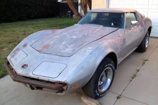 1973 Chevrolet Corvette L48