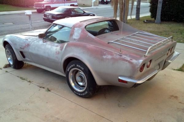 1973 Corvette L48