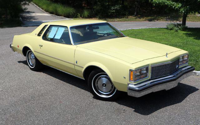 1976 Buick Regal 585 Original Miles