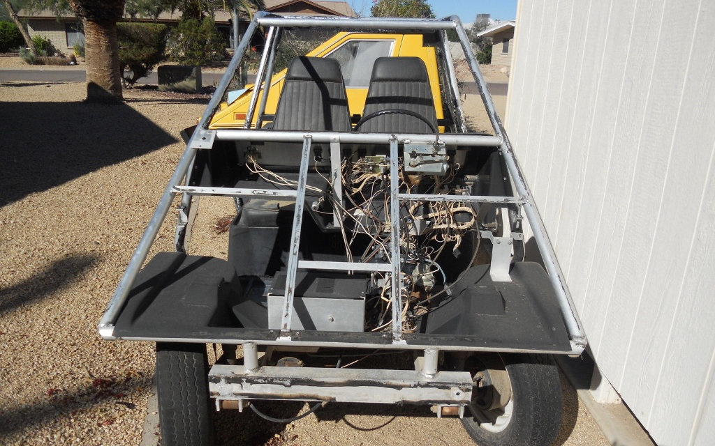 1976 CitiCar Chassis