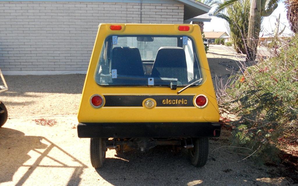 1976 Electric CitiCar