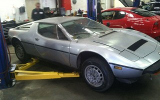 1978 Maserati Merak SS