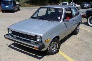 1980 Ford Fiesta