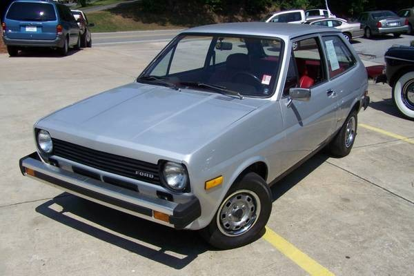 fiesty ford 1980 ford fiesta. Black Bedroom Furniture Sets. Home Design Ideas