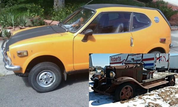 Honda 600 and Chevy Confederate