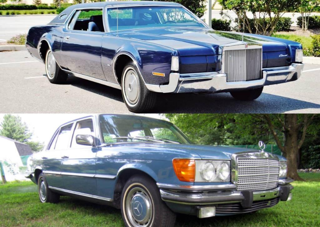 Face Off: '70s Luxury Showdown