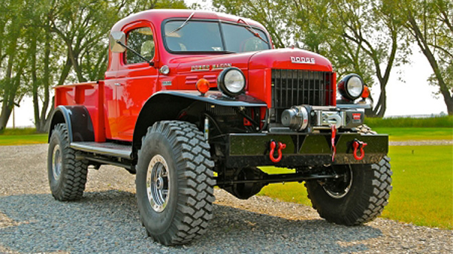 1953 Dodge M37: Military Grade