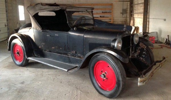 1925 Dodge Roadster: 90 Years Young