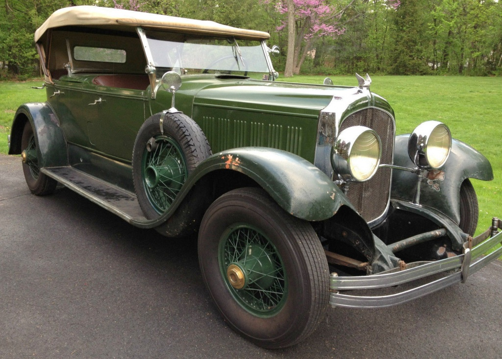 Preservation Class 1928 Chrysler Imperial