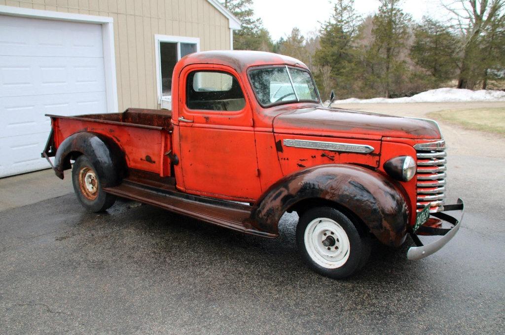 1939 GMC Pickup