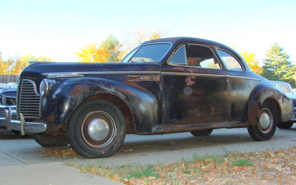 Fords For Sale >> Beyond Patina: 1940 Buick Super Coupe