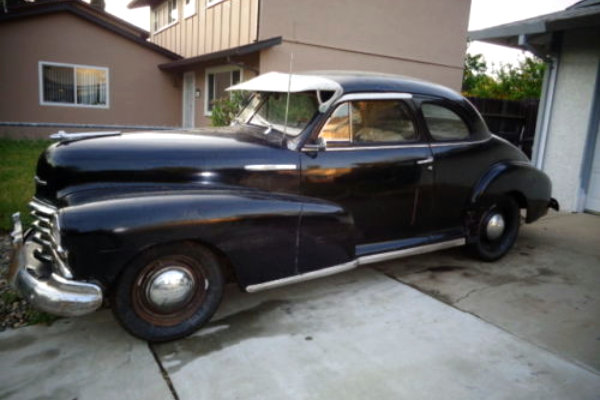 Budget Style 1947 Chevy Stylemaster