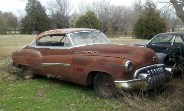 1950 Buick Roadmaster Ported Classic