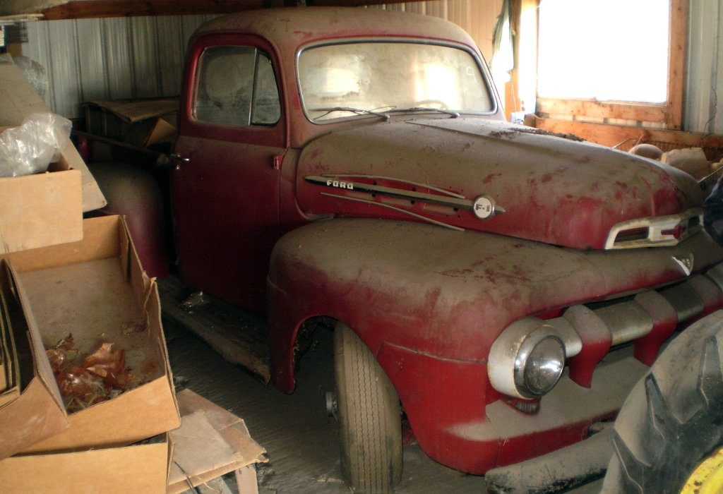1951 ford f1 ready for duty. Black Bedroom Furniture Sets. Home Design Ideas