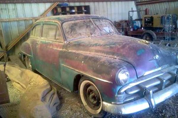 1952 Plymouth Concord 2 Door