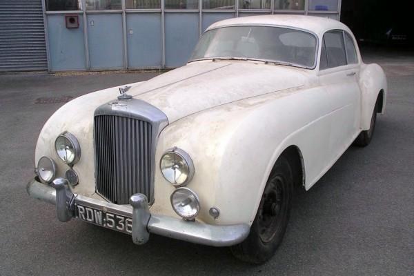 1954 Bentley R Continental Fastback