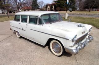 1955 Chevrolet Bel Air Wagon