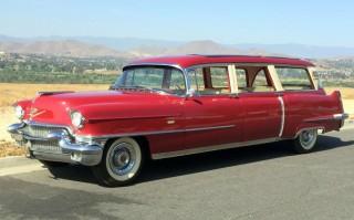 1956 Cadillac Broadmoor Skyview Wagon