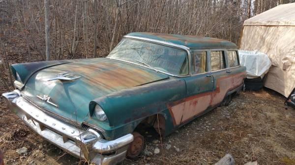 Out Of The Wild 1956 Mercury Monterey Wagon