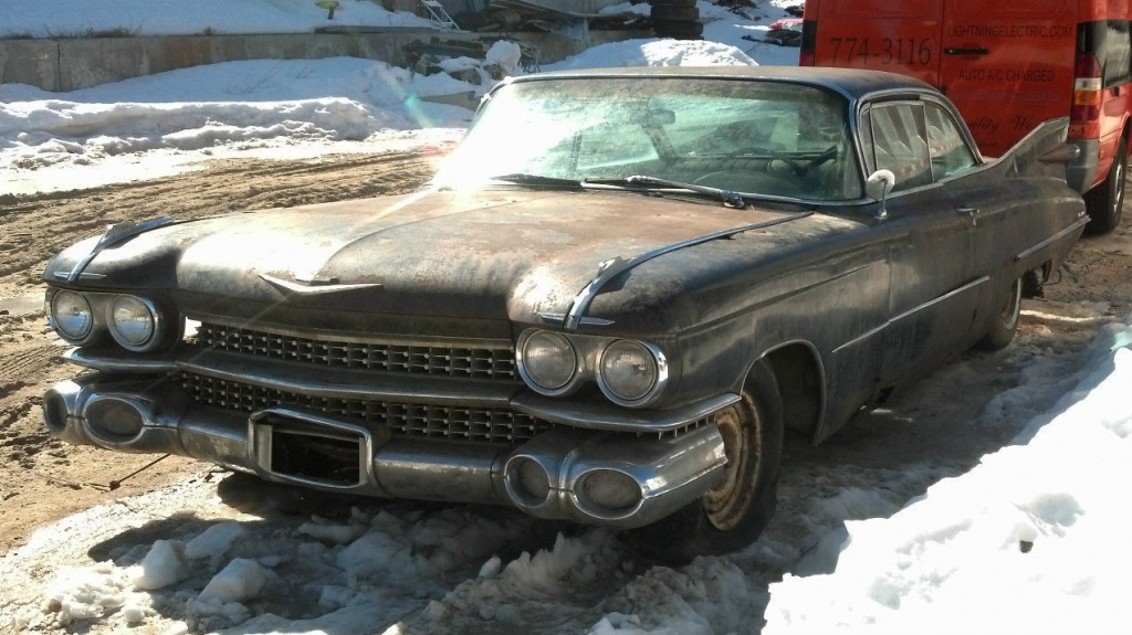 1959 Cadillac DeVille: Still Grand