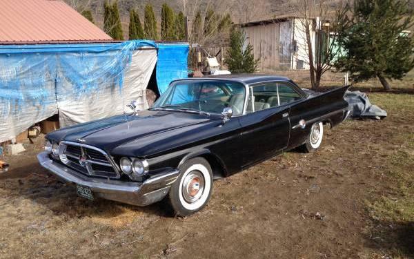 1960 Chrysler 300f Strong Sedan