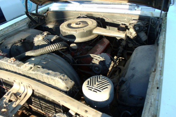 1964 Chevy Impala Engine