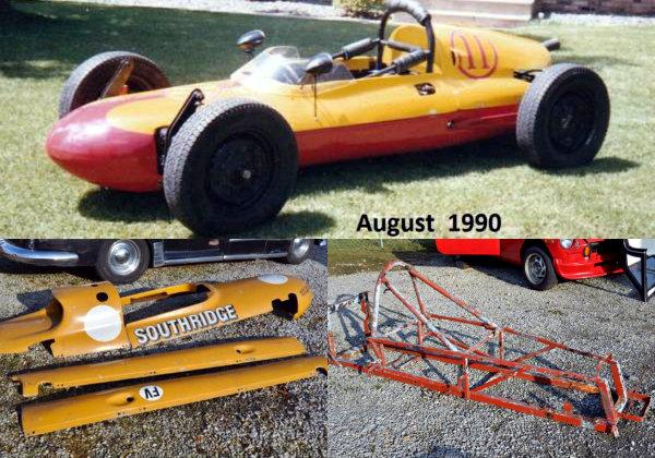 Let S Go Racing 1965 Bobsy Formula V
