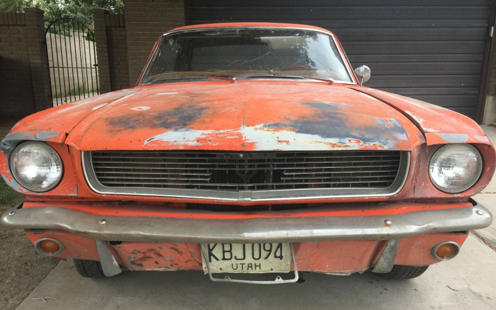 1965 Mustang Price >> Hi-Po 1965 Mustang for $5k!