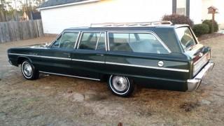 1966 Dodge Coronet Wagon