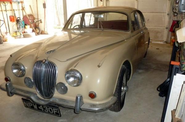 1967 Jaguar 240
