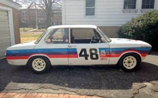 1968 BMW 2002 IMSA RS