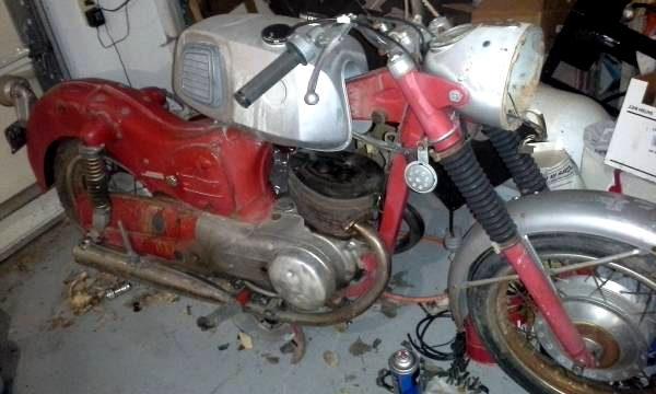 1969 Sear Allstate 250