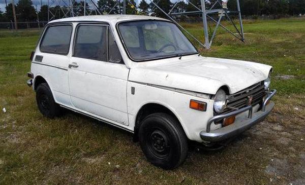 Mini Cooper Houston >> 1970 Honda N600: 25 Year Hiatus
