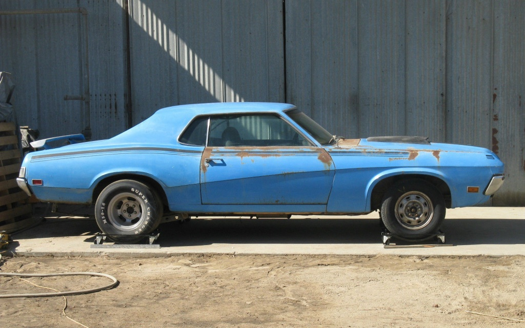 2015 Mustang For Sale >> Second Chance: 1970 Mercury Cougar Eliminator