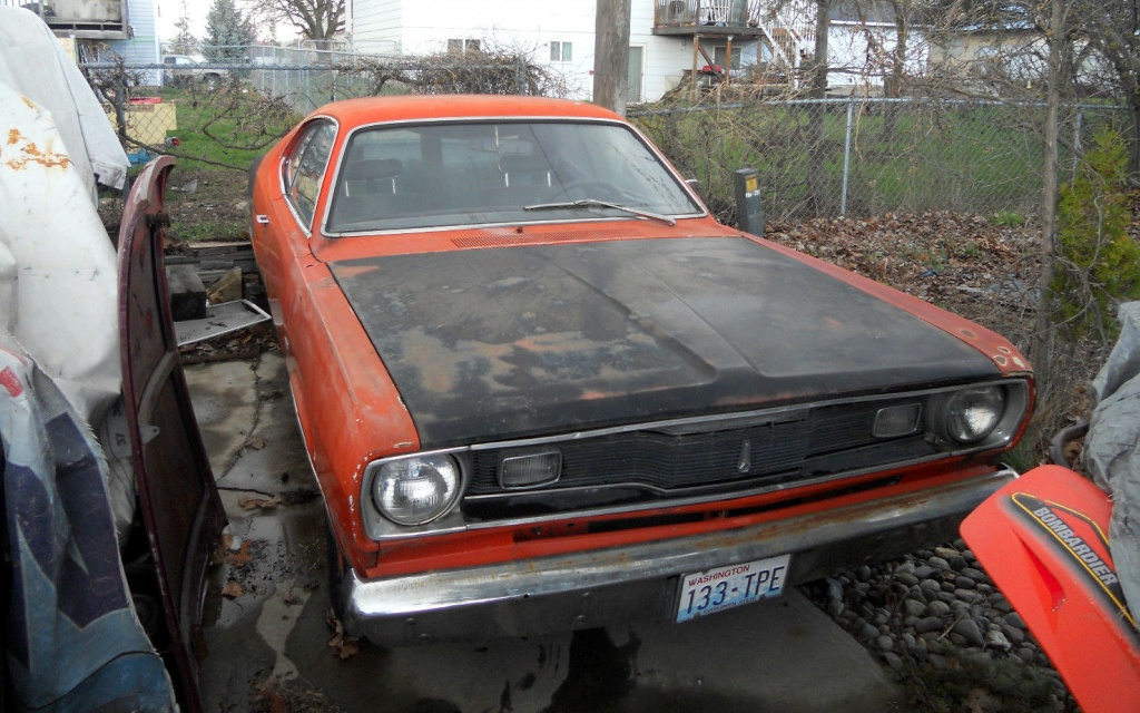 Cheap Project: 1970 Plymouth Duster