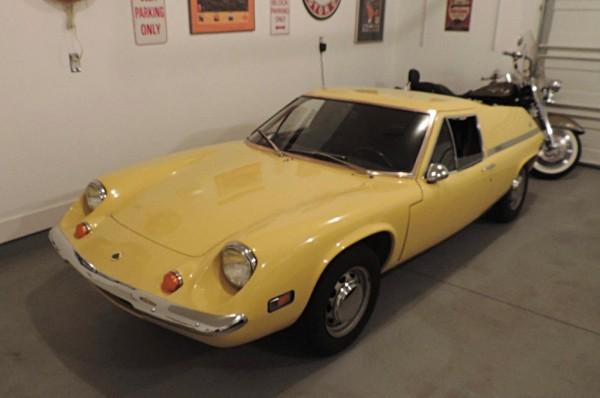 1971 Lotus Europe