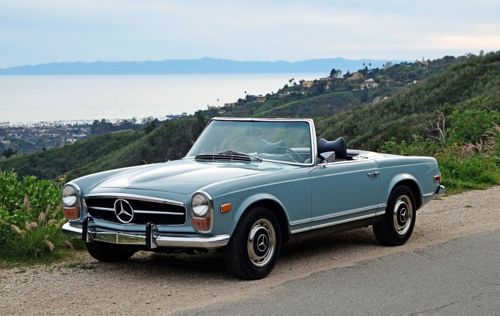 estate survivor 1971 mercedes benz 280sl