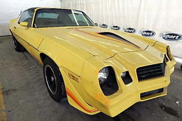 1979 Chevy Camaro Z28