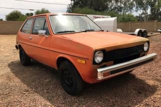 1979 Ford Fiesta
