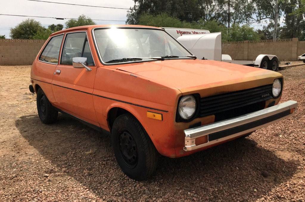 1979 Ford Fiesta Pint Sized Party