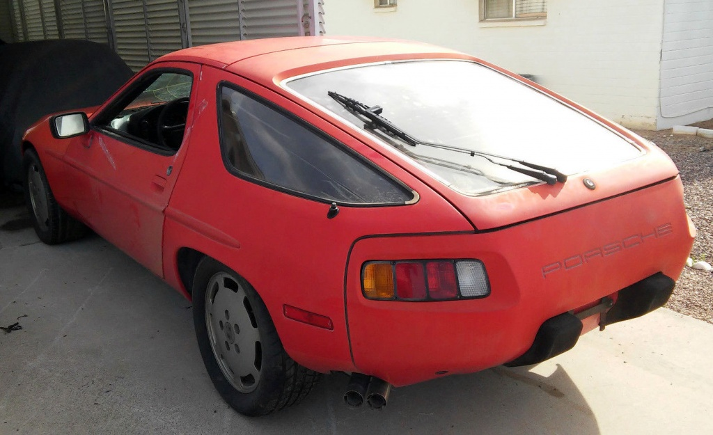 1982 Porsche 928 Cheap Supercar