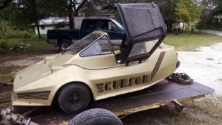 1985 Cursor Microcar