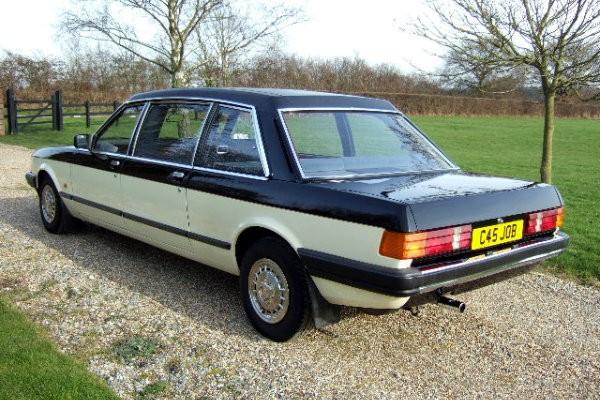 1986 Ford Granada Limo