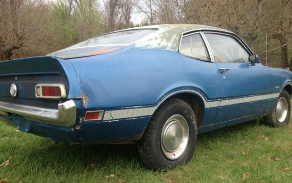 1971 Ford Maverick Does It Grab You